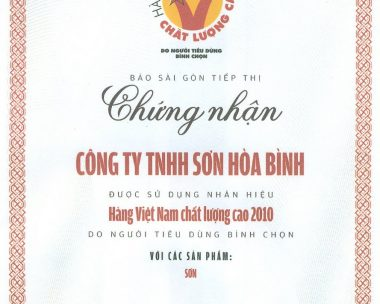 Công Ty Sơn Giả Đá Hòa Bình
